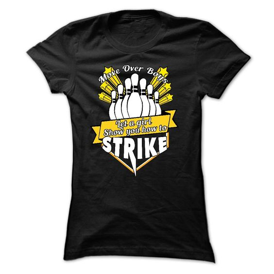 Super Strike Girls shirt. #strike #cuteshirt