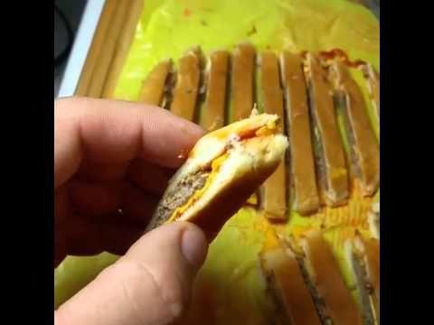 Tym Bussanich Burger Bites