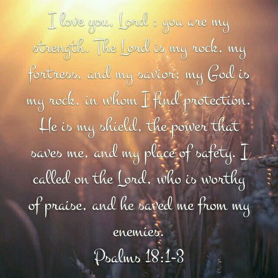 God is my Protector