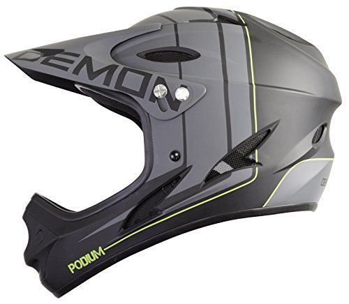 Demon Podium Full Face Mountain Bike Helmet - http://mountain-bike-review.net/products-recommended-accessories/demon-podium-full-face-mountain-bike-helmet/ #mountainbike #mountain biking