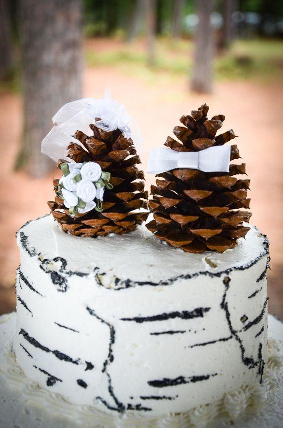 Cake Topper Close-up