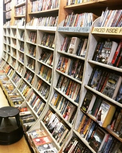 Curious Book Shop is an independent bookstore located in East Lansing, Michigan.