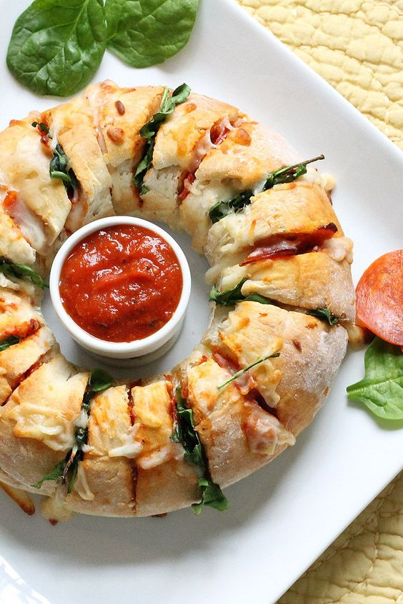 Game day food ideas and recipes for super bowl party food and appetizers.