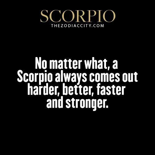 zodiaccity:  Zodiac Scorpio Facts. Get familiar with your zodiac sign here.