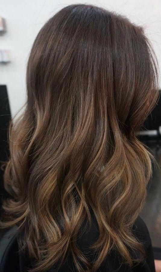 Great Looking Straight Balayage Highlights Straightbalayagehighlights Ombrehairstraight Li Balayage Straight Hair Brown Hair Balayage Hair Color Light Brown