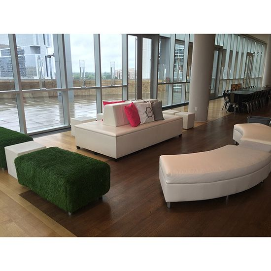 Continental Curved Bench Ottomans And Benches Rentals For Events Curved Bench Ottoman Bench Love Seat