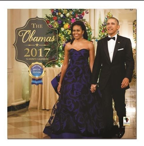 THE OBAMAS 2017 CALENDAR - African American Heritage