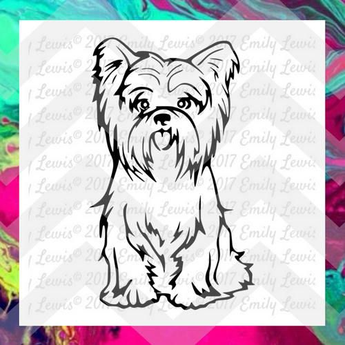 Yorkie Svg Yorkie Svg Files Yorkie Decals Dog Svg Files Dog Svgs Yorkie Wall Print Dog Wall Prints Yorkie Wall Ar In 2021 Yorkie Wall Art Art Dog Drawing