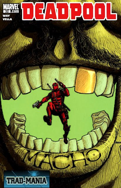SAM-COMICS: Deadpool V4 32