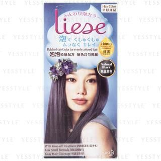 Liese Bubble Hair Color (Natural Black) from #YesStyle <3 Kao YesStyle.com
