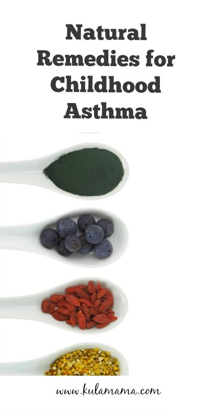 Natural Remedies for Childhood Asthma with functional testing, holistic nurition, herbs and supplements to consider from www.kulamama.com