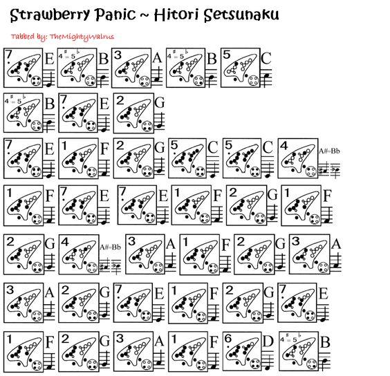 12 hole ocarina how to play