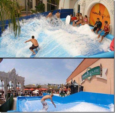 piscina surf