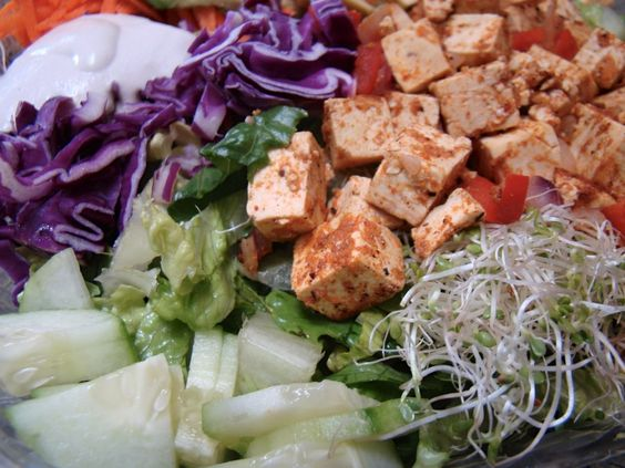 Baked tofu will be delicious for your next Meatless Monday!!!