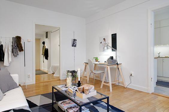 Decoracion Habitaciones Peque?as ~ decorar salones peque?os decorar minipisos decorar habitaciones