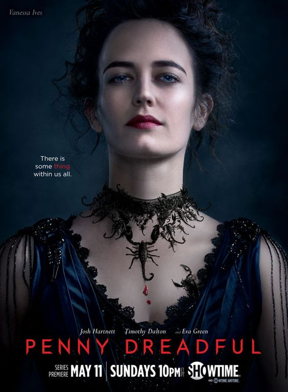 Josh Hartnett and Eva Green Get Spooky in The Posters For Showtime Horror Series 'Penny Dreadful'|Filmmakers,Film Industry, Film Festivals, ...