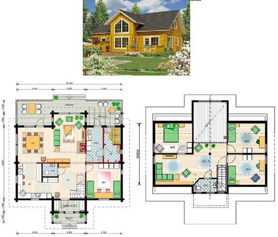 Una construccion impresionante ideada para una gran - Construccion de una casa ...
