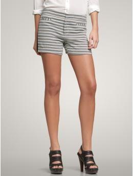Gap Clean Front Stripe Shorts: Clean Front, Wear Shorts, Gap Clean, Style Clothing S S, Stripe Shorts, Striped Shorts, Front Stripe, I D Wear