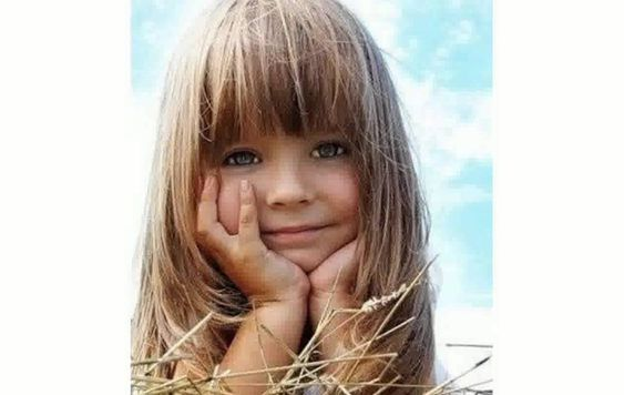 Shoulder Length Haircuts, Haircuts For Little Girls And