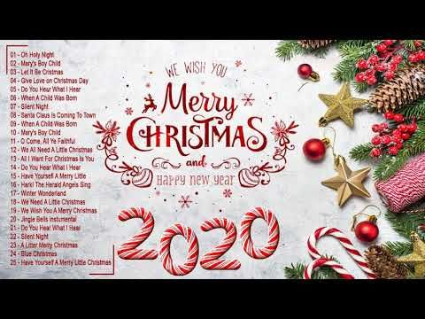 Good Christmas Music 2020 Christmas Music 2020   Best Classic Christmas Songs Playlist