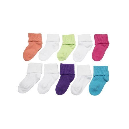 Clothing Toddler Girl Bobby Socks Baby Socks