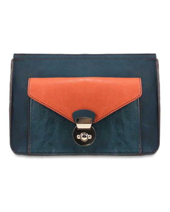 Melie Bianco  Vegan Madeline Cross Body Bag made in a factory regularly vetted for ethical practices and treatment of employees.