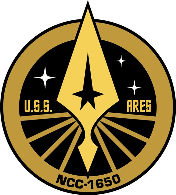USS Ares Patch