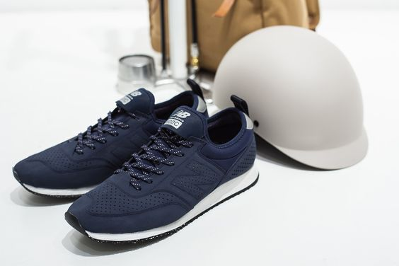 Since its establishment in 2012, New Balance's Tokyo-based Japanese design studio has often been at the forefront of the Boston-based footwear label's most coveted limited edition releases. Case in po...