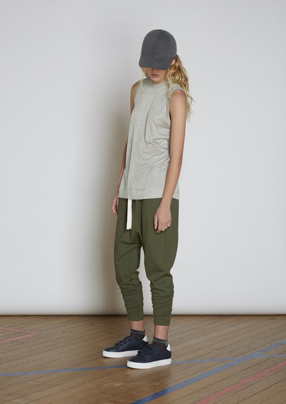 The Fifth Label - Late Night Pant Olive