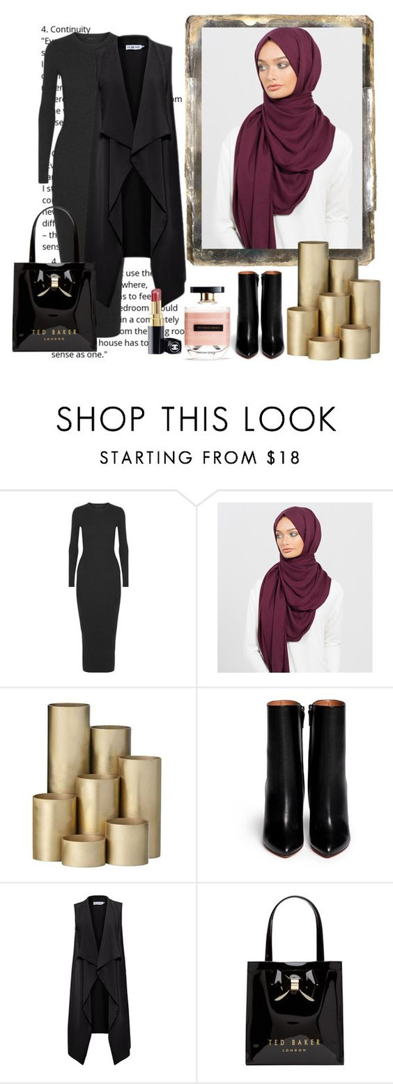 """It s cold"" by kristen-90 ❤ liked on Polyvore featuring Theory, ferm LIVING, Givenchy, Ted Baker, Victoria's Secret and Chanel"