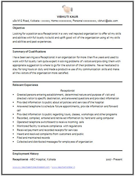 Ghostwriting  Extreme Screenwriting Sample Resume Radiology