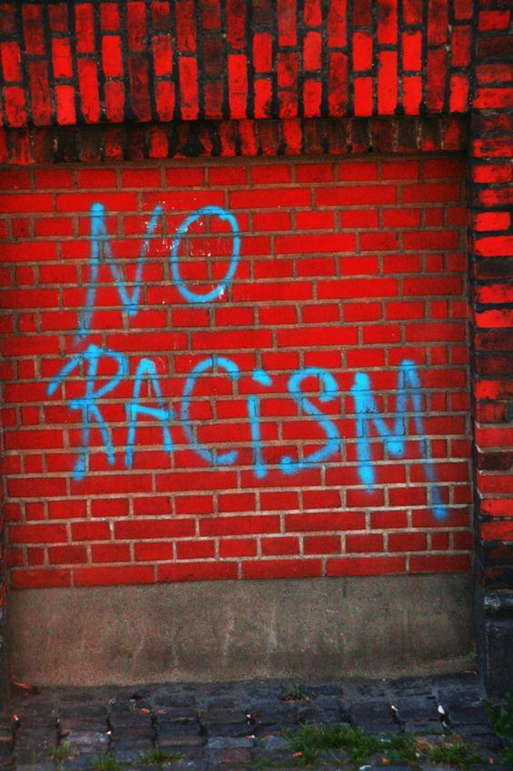 No Racism - Copenhagen by MorkOFF-K-A on @DeviantArt