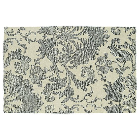 Kaleen Montage Floral Wool Rug, G