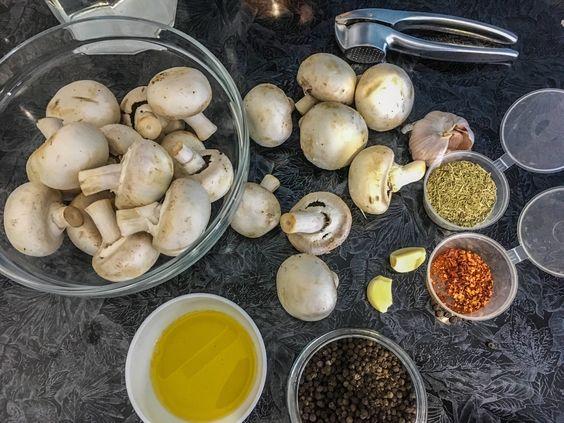 Ингредиенты для рецепта. Фото Жени Шведы