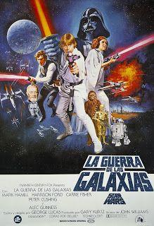 MIS ARCHIVOS DE STAR WARS: La Guerra de las Galaxias.Posters