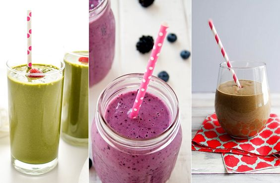 11 delicious and healthy smoothie recipes to kick off the new year