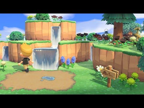 Hiding Resident Services Speed Build Animal Crossing New Horizons Youtube In 2021 Animal Crossing Service Animal Animals