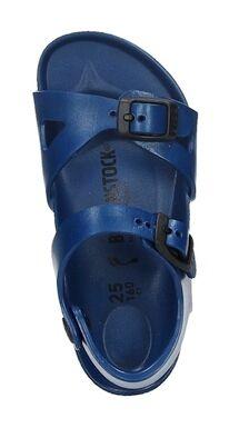 Birkenstock RIO blauwe sandalen