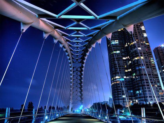 Bridge, Toronto, Ontario, Canada Wallpaper