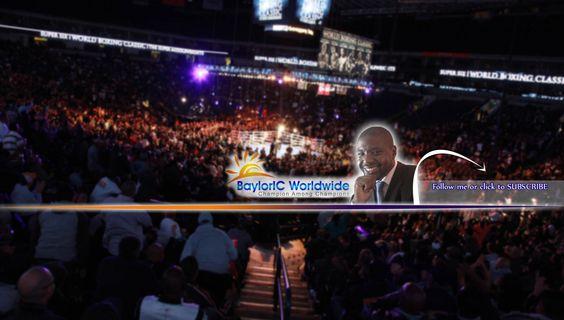 Bryant Jennings updates BaylorIC TV about Training camp for Klitschko 18/04/2015 | BaylorIC Worldwide TV