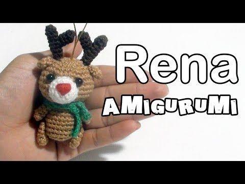 Cómo hacer adorables amigurumis para navidad - Amigurumi navideño ... | 360x480