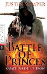 Justin Somper Battle of Princes Kampf um den Thron