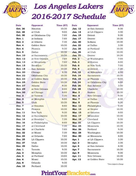 nba schedule 2016 17 pdf