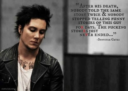 ❤️❤️❤️ Synyster Gates