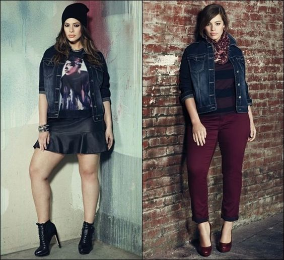 Addition-Elle-Fall-2013-Plus-Size-Lookbook-17.jpg (600×550)