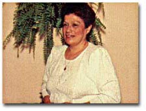 The visionary, Gladys Quiroga de Motta, in San Nicolas, Argentina | San nicolas, Catholic church, Catholic