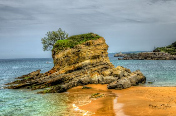 Santander by Fran Villalba, via 500px