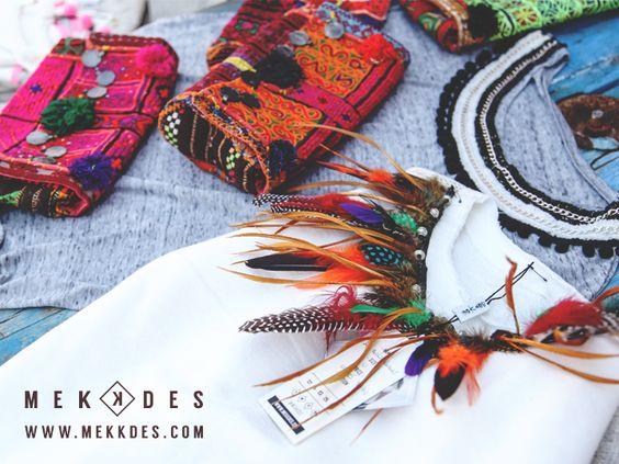 Boho Festival! La colección mas étnica de Mekkdes #Mekkdes #Boho #Fashion  http://goo.gl/MM2y9u