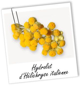 Hydrolat Hélichryse italienne de Corse BIO Aroma-Zone