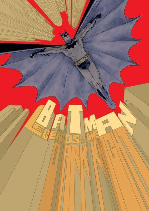 Batman - Legends of the Dark Knight by John Cassaday